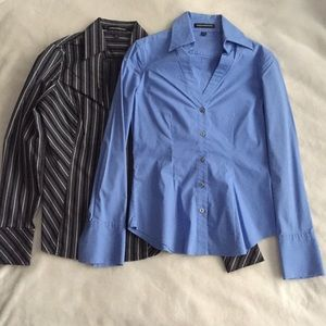 2 Express blouses